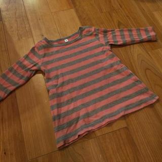 ムジルシリョウヒン(MUJI (無印良品))の無印良品 カットソー 90(Tシャツ/カットソー)