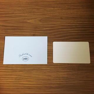 ジェラートピケ(gelato pique)のジェラートピケ メッセージカード♡(カード/レター/ラッピング)