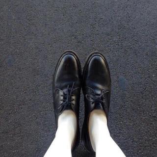 ドクターマーチン(Dr.Martens)のDr.Marten ドクターマーチン 黒(ローファー/革靴)