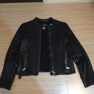 アルマーニエクスチェンジ(ARMANI EXCHANGE)のアルマーニライダースジャケット(ライダースジャケット)