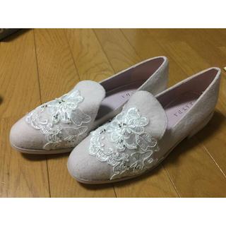 ランダ(RANDA)のレースローファー(ローファー/革靴)