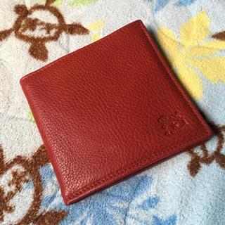 イルビゾンテ(IL BISONTE)の財布(折り財布)