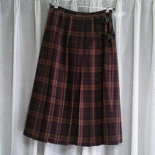 サマンサモスモス(SM2)のSM2 プリーツロングスカート(ロングスカート)