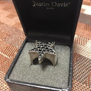 ジャスティンデイビス(Justin Davis)の¥56160 Justin Davis Viva Super Star Ring(リング(指輪))