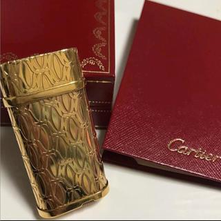 カルティエ(Cartier)のCartier カルティエ ゴールド ライター(その他)