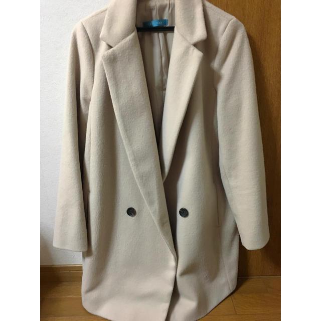 antic rag(アンティックラグ)のチェスターコート レディースのジャケット/アウター(チェスターコート)の商品写真