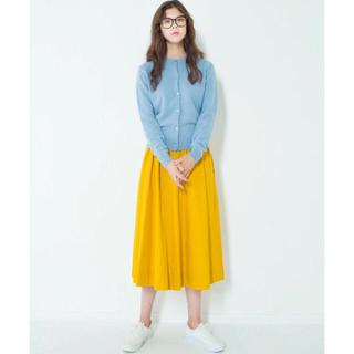 アイロニー(IRONY)のmiiiko様専用♪イエロー スカート(ロングスカート)