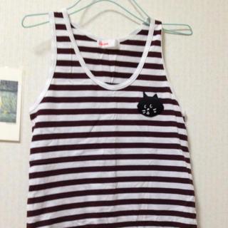 ネネット(Ne-net)の横浜限定にゃータンク!(Tシャツ(半袖/袖なし))