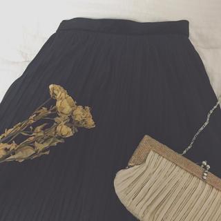 ロキエ(Lochie)のvintage skirt (ひざ丈スカート)