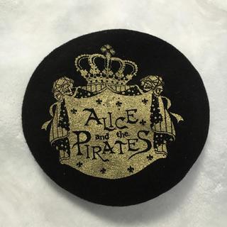 アリスアンドザパイレーツ(ALICE and the PIRATES)のアリパイ  ベレー帽(ハンチング/ベレー帽)