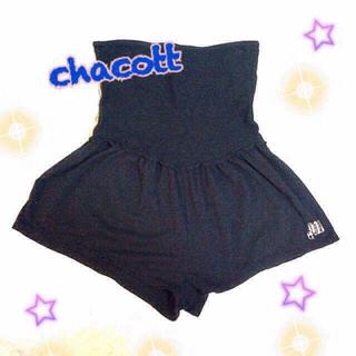 チャコット(CHACOTT)のチャコット★キュロット風パンツ(ショートパンツ)