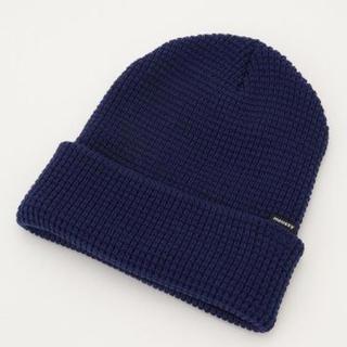 マウジー(moussy)のmoussy 今季ニット帽(ニット帽/ビーニー)