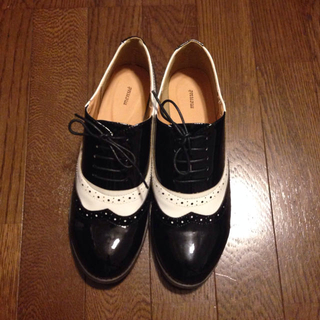 オックスフォード(ローファー/革靴)