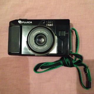 フジフイルム(富士フイルム)のコンパクトフィルムカメラ(フィルムカメラ)