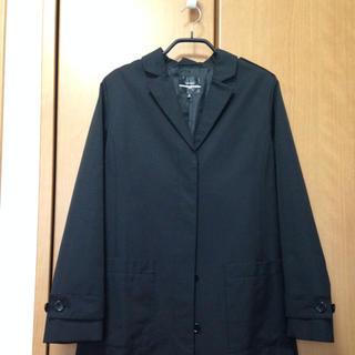 ジーヴィジーヴィ(G.V.G.V.)の【Sサイズ】g.v.g.v黒コート(スプリングコート)