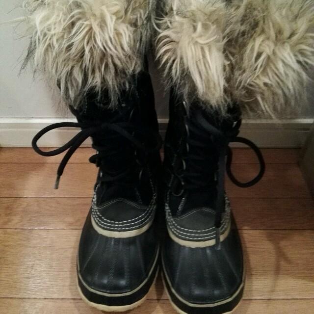 SOREL(ソレル)のSORELソレル ジョアンオブアークティックガムブーツ レディースの靴/シューズ(ブーツ)の商品写真