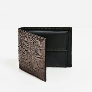 ザラ(ZARA)の【新品】ZARA 新作 ウォレット(折り財布)