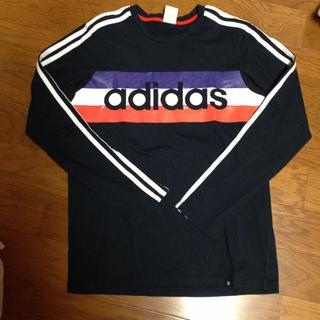 アディダス(adidas)のアディダス長袖シャツ(Tシャツ(長袖/七分))
