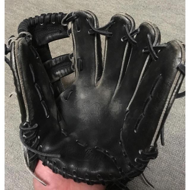 Rawlings(ローリングス)のローリングス HOH デライノ・デシールズ 中古 スポーツ/アウトドアの野球(グローブ)の商品写真