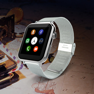 日本語&iPhone 7対応✨スマートウォッチ✨アップル✨アイホン✨アンドロイド(腕時計(デジタル))