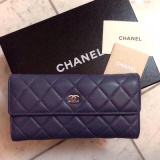 シャネル(CHANEL)の2474♡様💋1月25日までお取り置き(財布)
