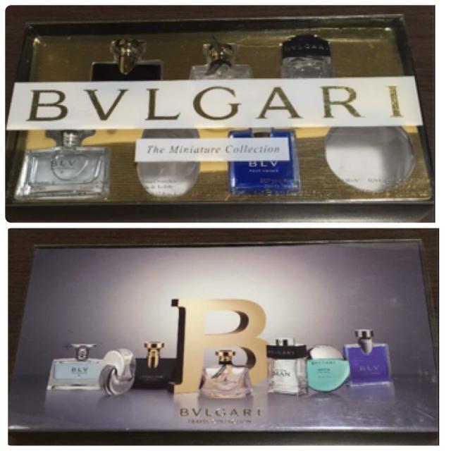 size 40 c8d21 494be ブルガリ 香水 ミニサイズ 5個セット | フリマアプリ ラクマ
