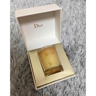 ディオール(Dior)のディオール キャンドル(キャンドル)