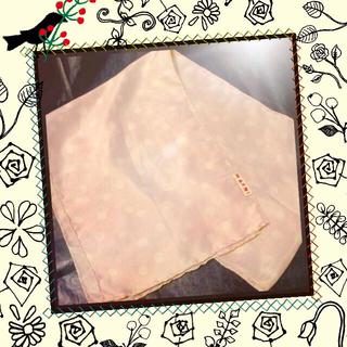 マルニ(Marni)のマルニの水玉スカーフ(バンダナ/スカーフ)