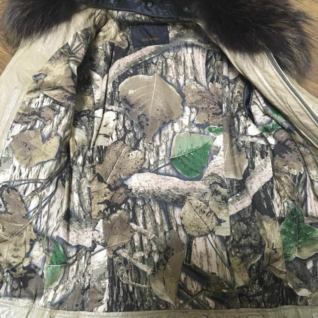 TETE HOMME(テットオム)のTETE HOMME レザージャケット メンズのジャケット/アウター(レザージャケット)の商品写真