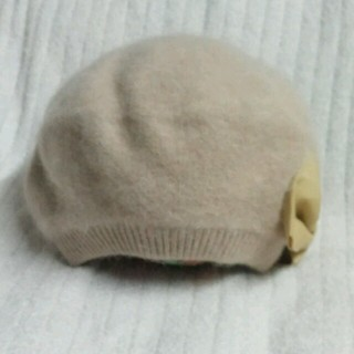 トッカ(TOCCA)のニットベレー帽(ハンチング/ベレー帽)