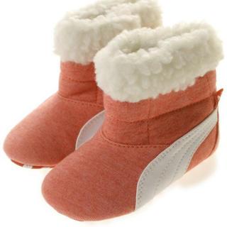 プーマ(PUMA)の美品 12cm puma ブーツ(ブーツ)