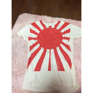 ファンキーフルーツ(FUNKY FRUIT)の日の丸Tシャツ(Tシャツ(半袖/袖なし))