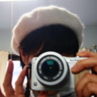 ふわふわベレー(ハンチング/ベレー帽)