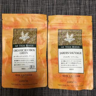 ルピシア♪ 紅茶セット(ルイボス・ノンカフェ)(茶)