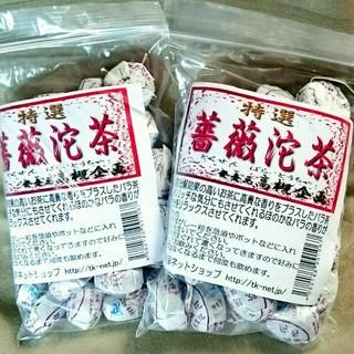 ★プーアル花茶 薔薇沱茶 バラの花入り小とう茶 30個 大阪聯輝★(茶)