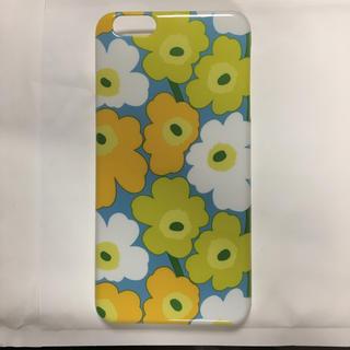 マリメッコ(marimekko)のマリメッコ風♡iPhone6Plus/iPhone6sPlus(iPhoneケース)
