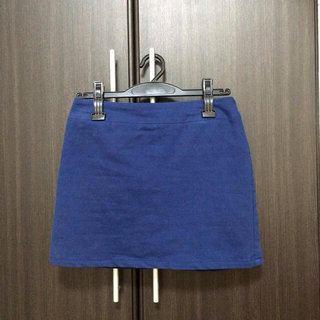 マーキュリーデュオ(MERCURYDUO)のマーキュリー♡カラータイトスカート(ミニスカート)