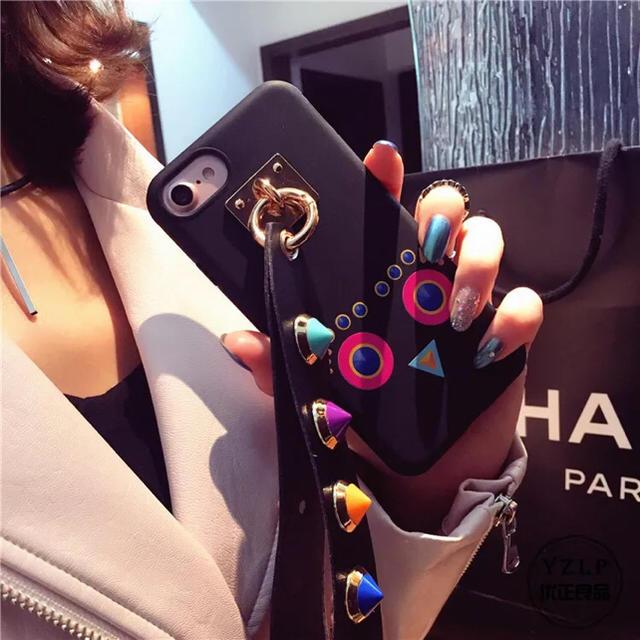 iphone7 ケース 宇宙 | スマホケース ベルトiphone6 iphone7 の通販 by ちゃま's  shop|ラクマ
