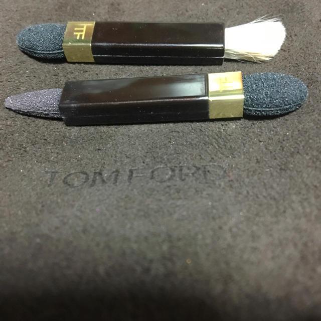 TOM FORD(トムフォード)のおすすめ❤️ トムフォード アイシャドウ チップ 筆 セット コスメ/美容のベースメイク/化粧品(その他)の商品写真