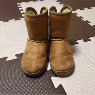 ムジルシリョウヒン(MUJI (無印良品))のアロマ様専用(ブーツ)