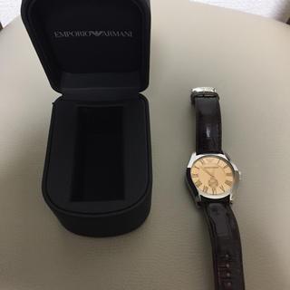 エンポリオアルマーニ(Emporio Armani)のエンポリオアルマーニ 腕時計(腕時計(デジタル))