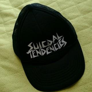 スイサダルテンデンシーズ(SUICIDAL TENDENCIES)のsuicidalキャップ(キャップ)