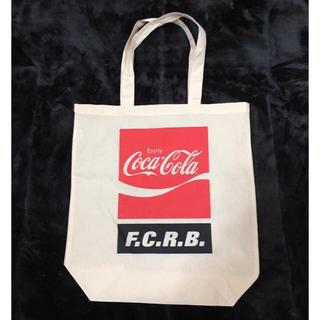 エフシーアールビー(F.C.R.B.)のF.C.R.B.×Coca-Cola トートバッグ 非売品 新品未使用 送料込(トートバッグ)