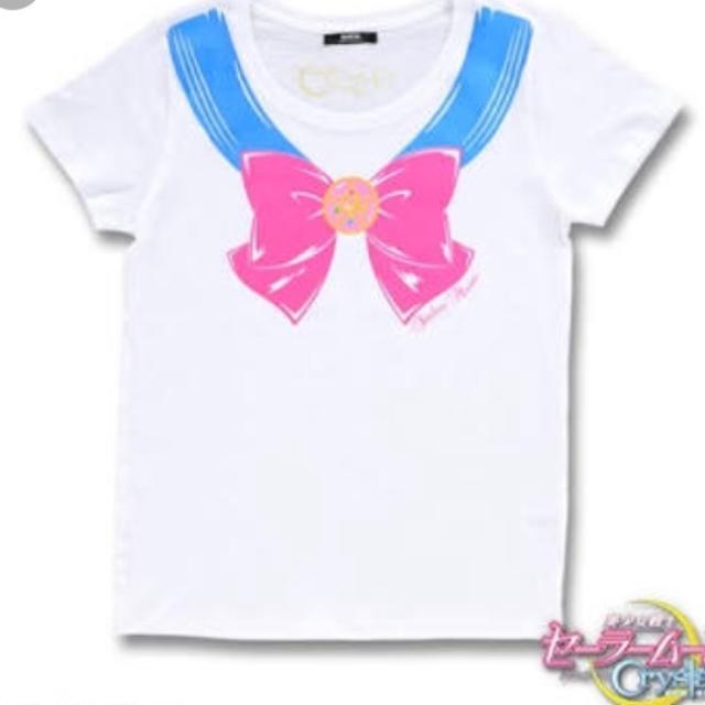 BANDAI(バンダイ)のセーラームーン Tシャツ レディースのトップス(Tシャツ(半袖/袖なし))の商品写真