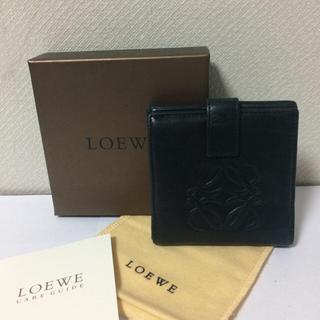 ロエベ(LOEWE)の定番 ロエベ 2つ折り財布 メンズ(折り財布)