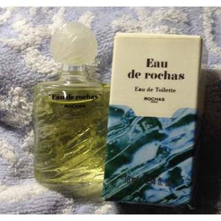 ロシャス(ROCHAS)のミニ香水 オー・デ・ロシャス オードトワレ 10mlフル ¥5800フランス製(香水(女性用))
