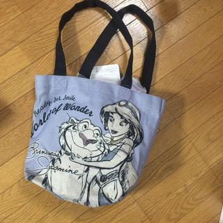 シマムラ(しまむら)の新品 しまむら ディズニープリンセス ジャスミン 福袋 ハッピーバッグ(トートバッグ)