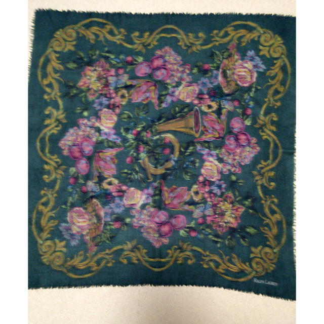 Ralph Lauren(ラルフローレン)の感謝セール。ラルフローレン、スカーフ レディースのファッション小物(バンダナ/スカーフ)の商品写真