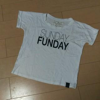 バーニーズニューヨーク(BARNEYS NEW YORK)のプリントT(Tシャツ(半袖/袖なし))