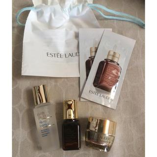 エスティローダー(Estee Lauder)のエスティローダー基礎化粧品ミニボトル・未使用・(ブースター/導入液)